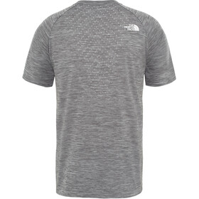 The North Face Impendor Seamless Tee Herr tnf black white heather